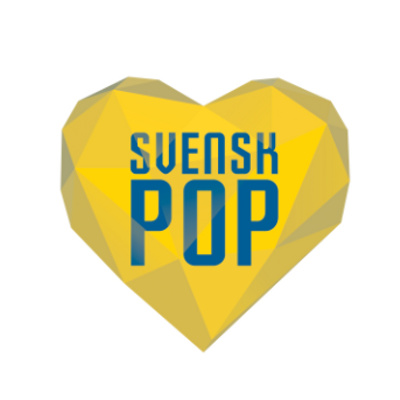 Logotyp för Svensk Pop