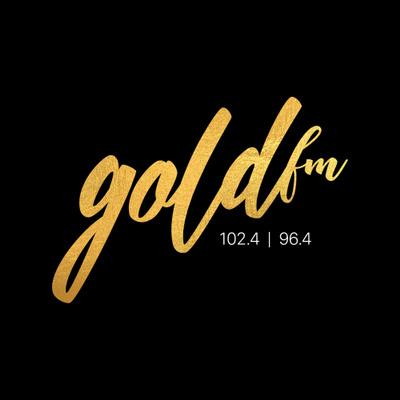 Gold FM's logotype