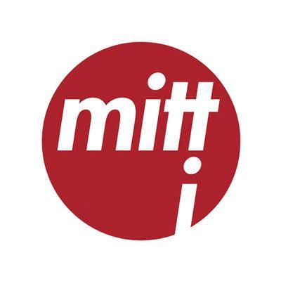 Logotyp för Lokaltidningen Mitt i Stockholm
