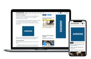 ROS-paket: Desktop och Mobil