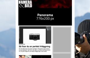 Kamera & Bild – Nyhetsbrev