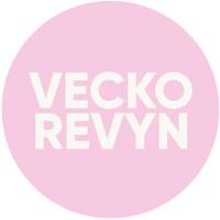 Veckorevyn's logotype