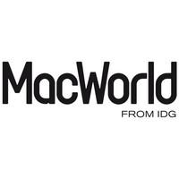 Logotyp för Macworld