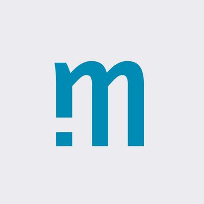 Maskinbladet's logotype