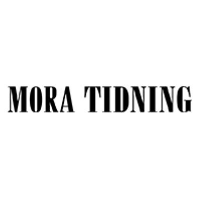 Logotyp för Mora Tidning