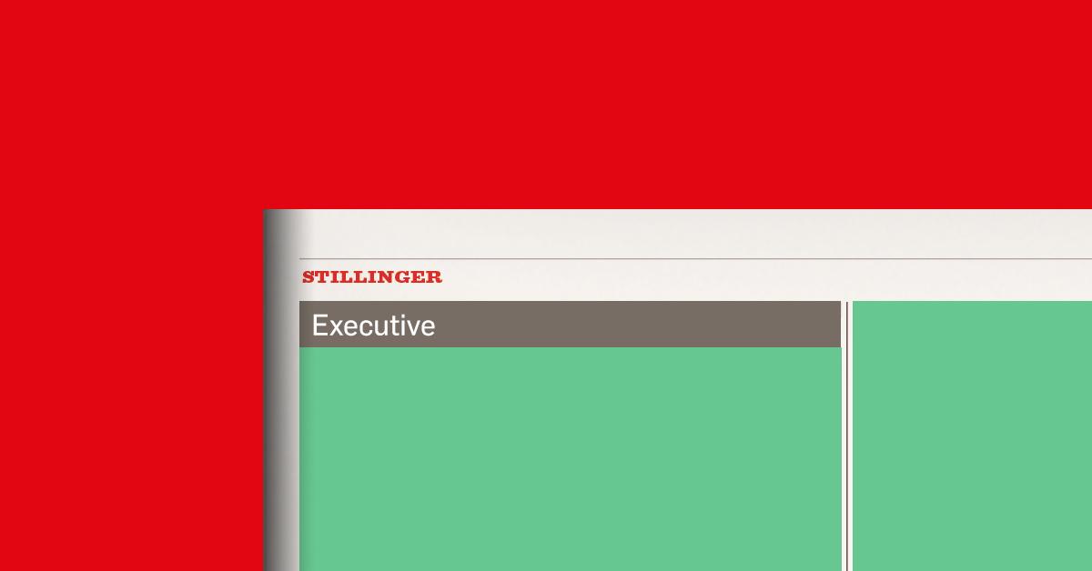 Executive, rubrik