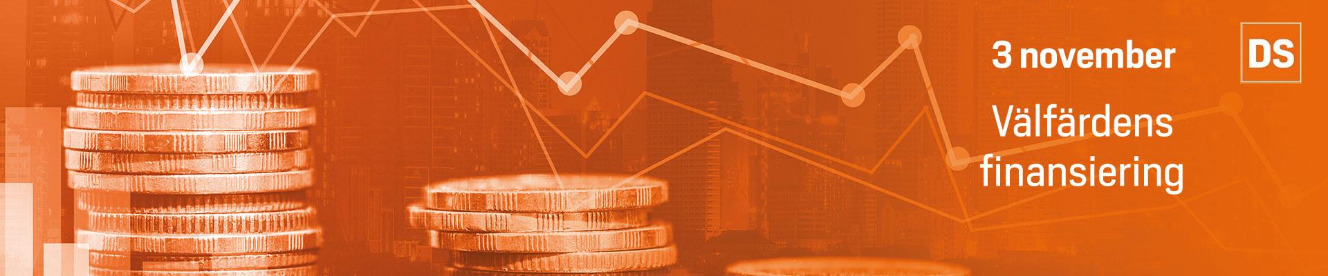 Konferens: Välfärdens finansiering