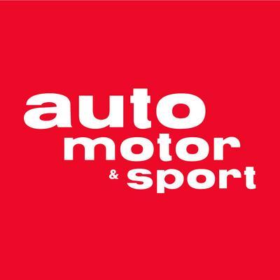 auto motor & sport's logotype