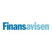 Logotyp för Finansavisen