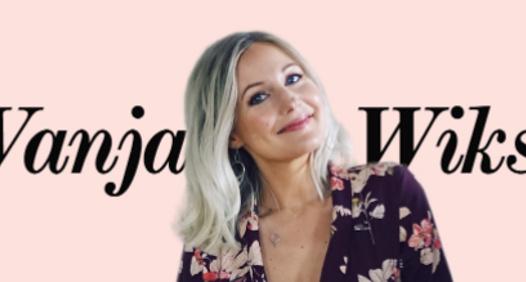 La photo de couverture de Vanja Wikström