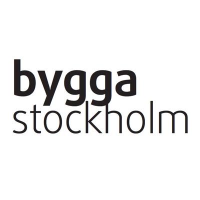 Bygga Stockholm's logotype