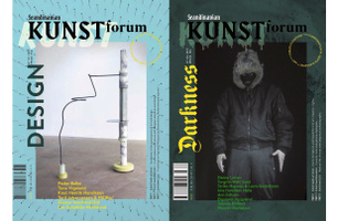 Magazine - KUNSTforum and Scandinavian KUNSTforum