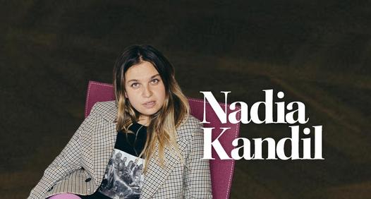 Omslagsbild för Nadia Kandil