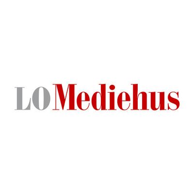 Logotyp för LO Mediehus
