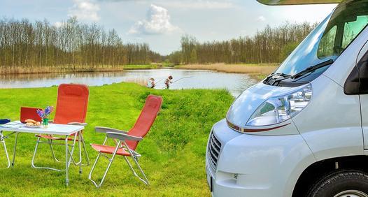 Omslagsbild för Allt om Husvagn & Camping