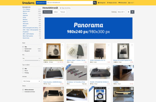 Panorama Category Page