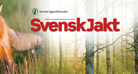 Omslagsbild för Svensk Jakt