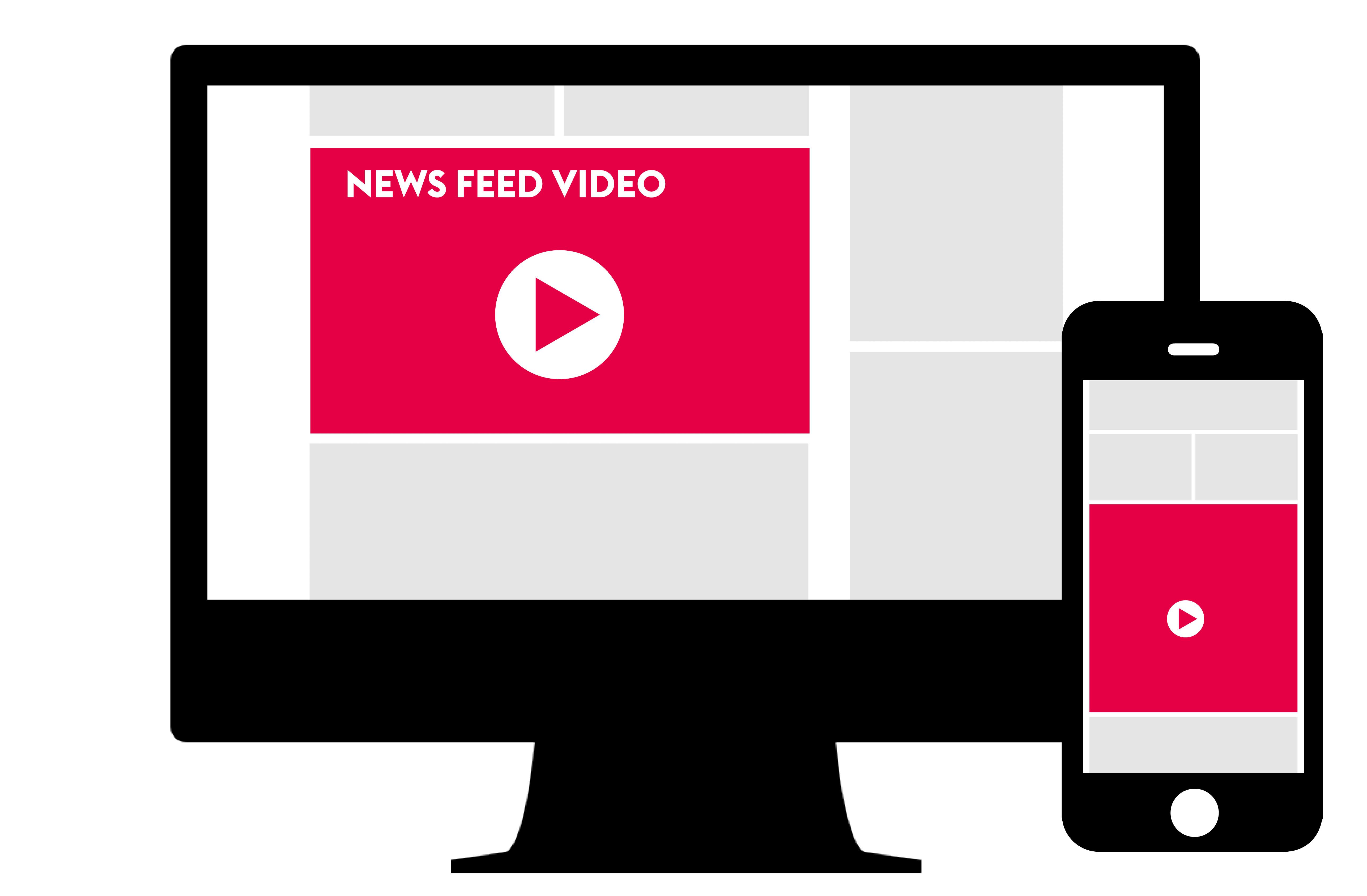 NEWS FEED VIDEO