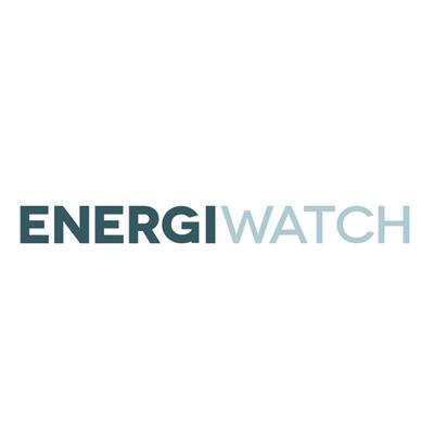 Energiwatch's logo