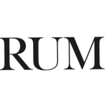 RUM Interiør Design's logotype
