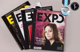 Tidskriften Expo