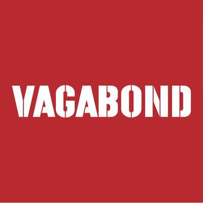 Logotyp för Vagabond