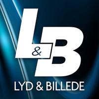 Logotyp för Lyd & Billede - Danmark