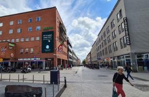 Uppsala, Burger King Dragarbrunns Torg