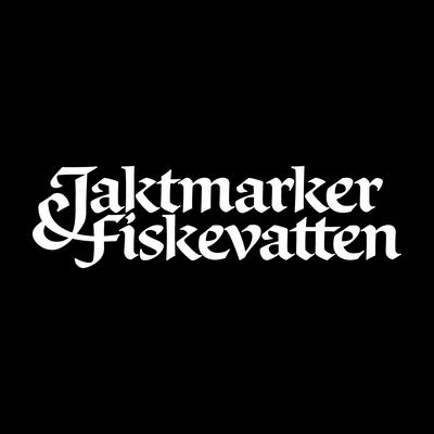 Jaktmarker & Fiskevatten's logotype