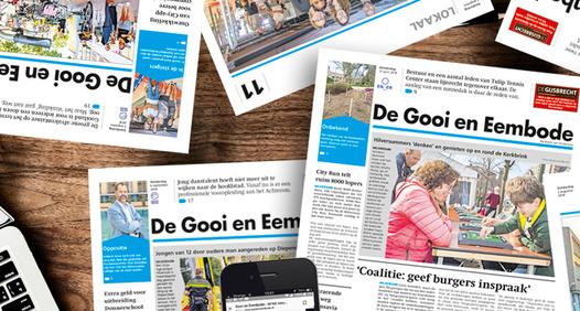 De Gooi en Eembode's cover image