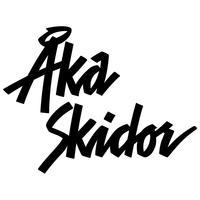 Åka Skidor's logotype
