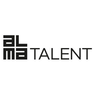 Alma Talent's logotype