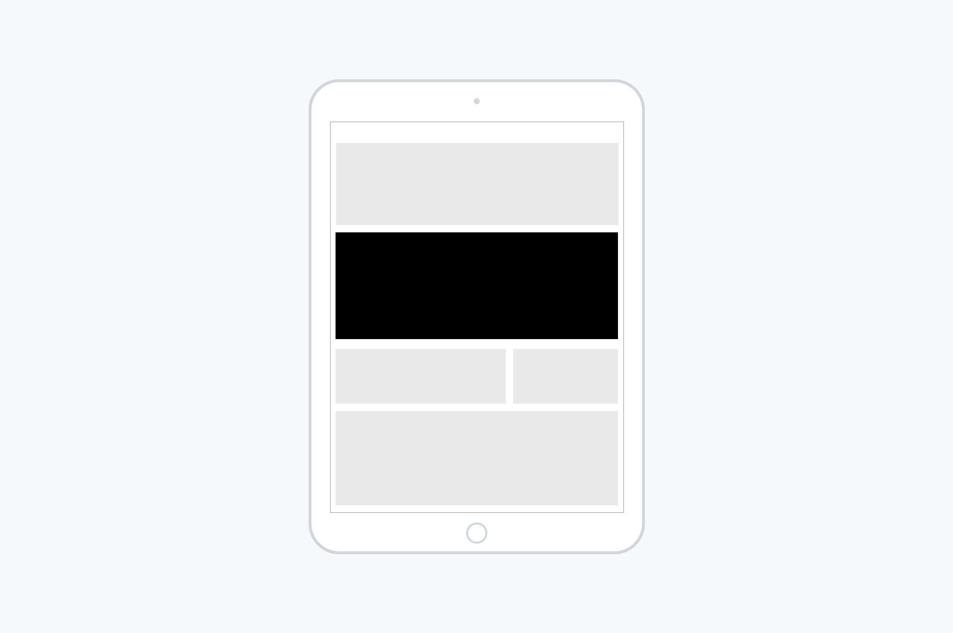 Tablet - Topboard XL