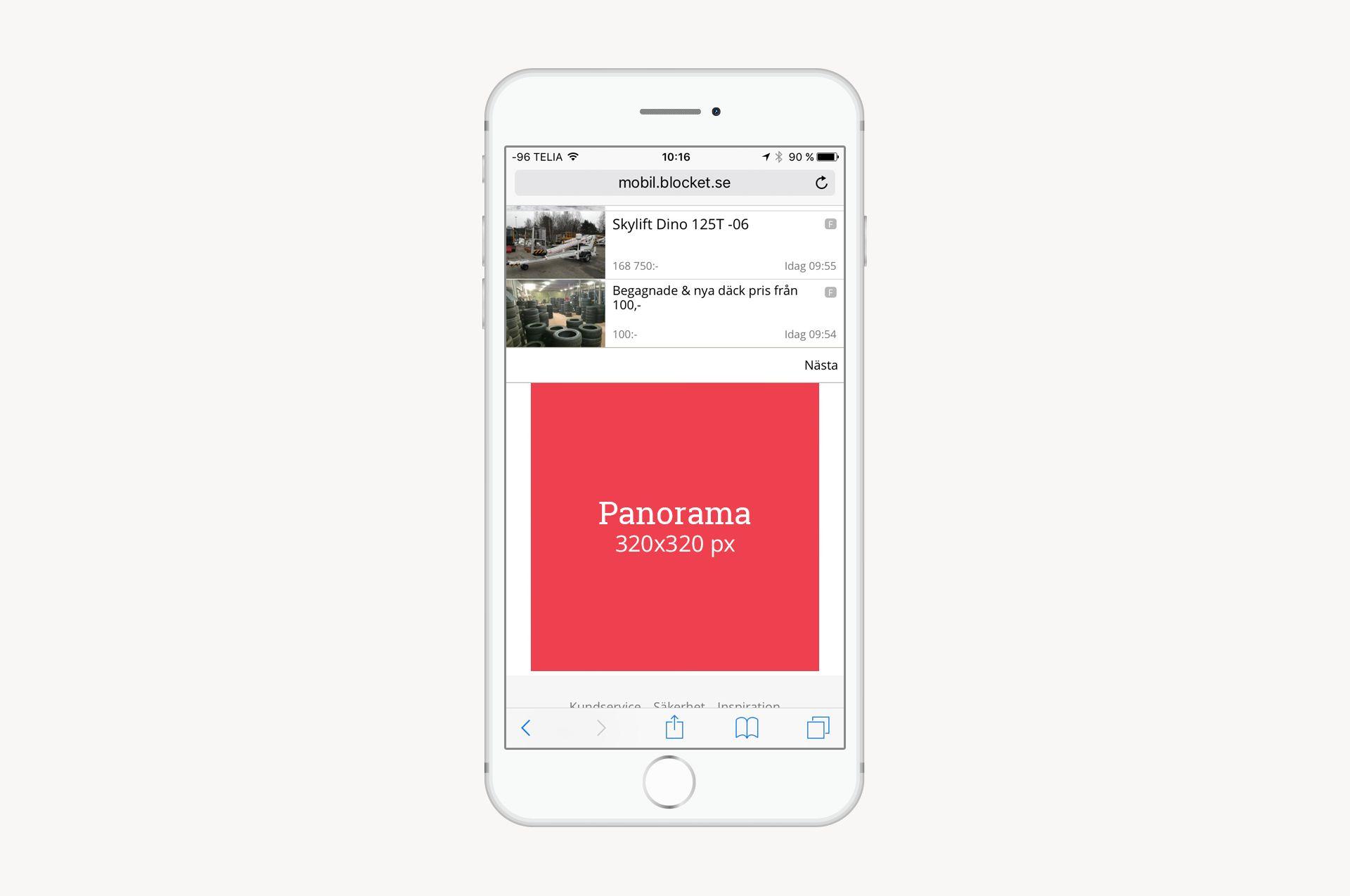 App Panorama - Category