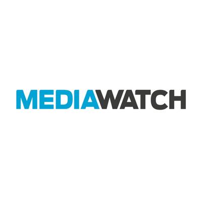 Mediawatch's logo