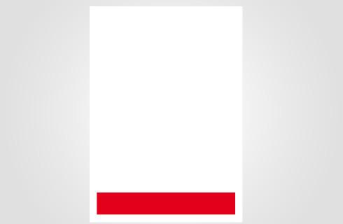 1/8-sida, liggande, eftertext