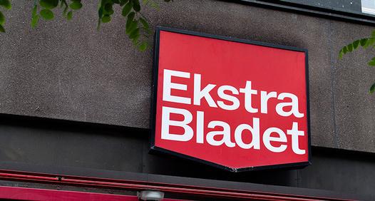 Ekstra Bladet's cover image