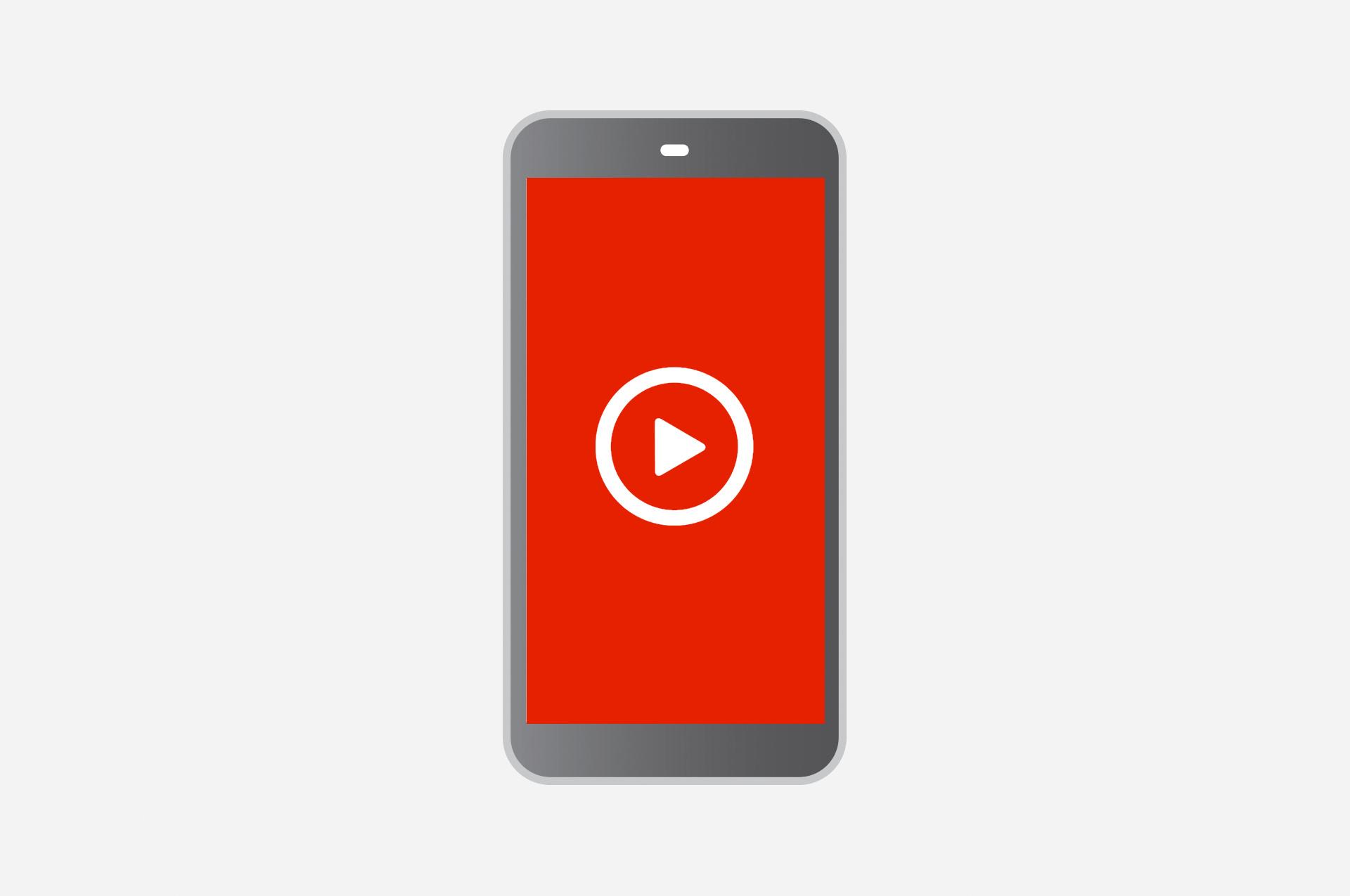 In-banner video - Fullskjerm