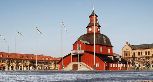 Omslagsbild för Nya Lidköpings-Tidningen