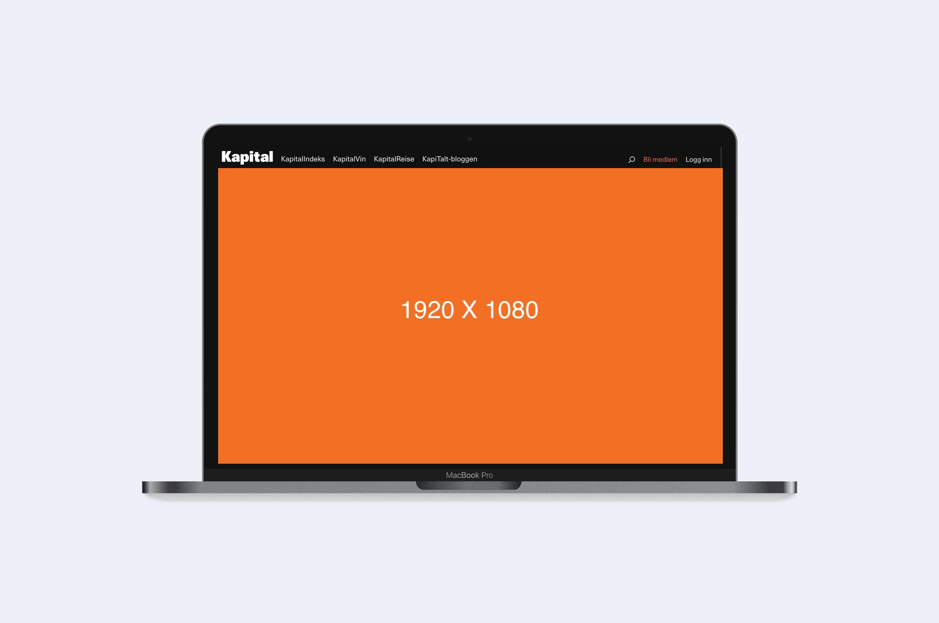 Desktop/nettbrett