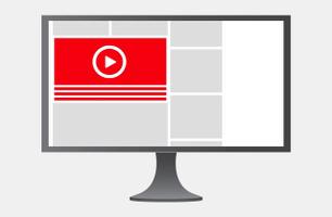 Modul Content Display Video Studio