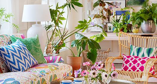 Omslagsbild för Sköna hem
