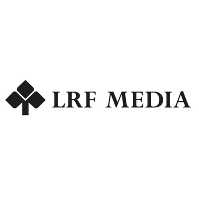 LRF Media's logotype