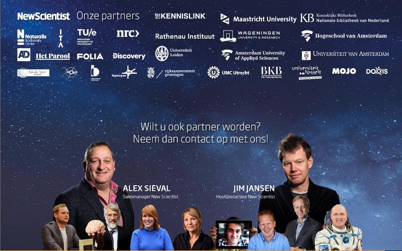 New Scientist Partnerships