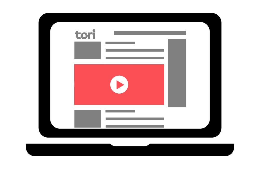 Desktop - Outstream Video