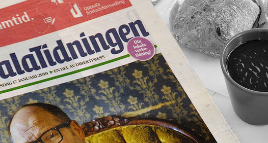 UppsalaTidningen's cover image