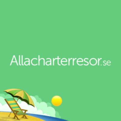 Logotyp för Allacharterresor.se