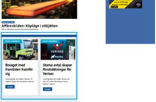 Native på Aktiespararna.se, Plats 3 & 4