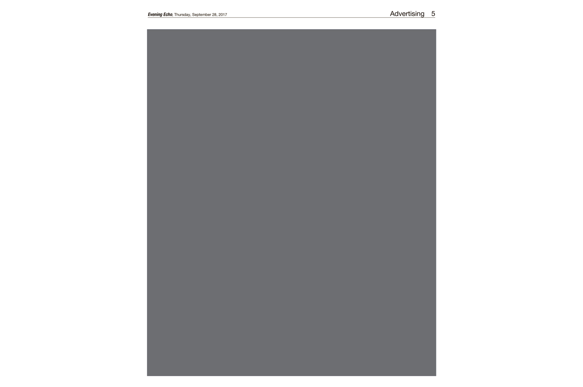 Full Page Mono