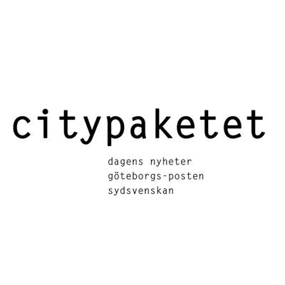 Logotyp för Citypaketet